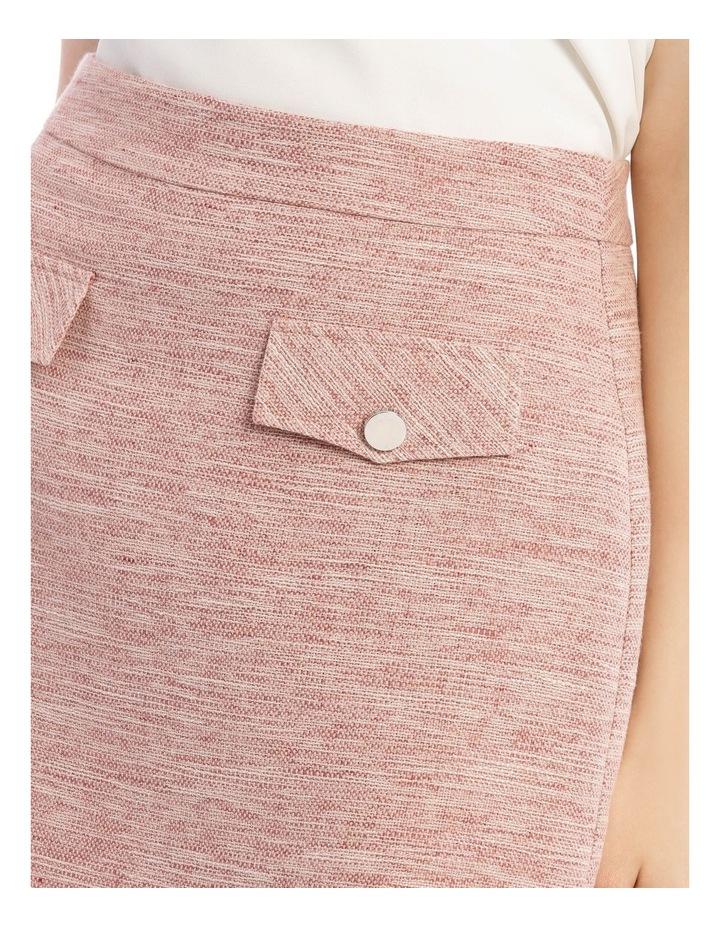 Tweed Mini Skirt image 4