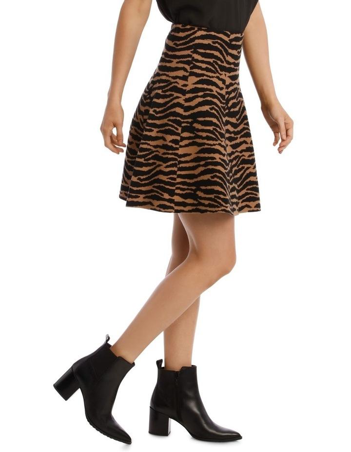 Knitted Mini Skirt image 2