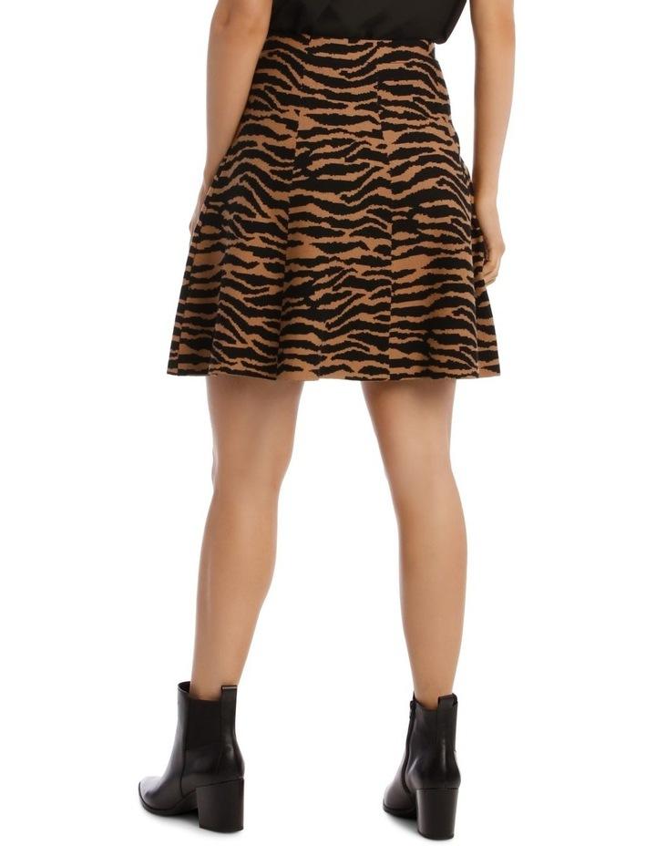 Knitted Mini Skirt image 3