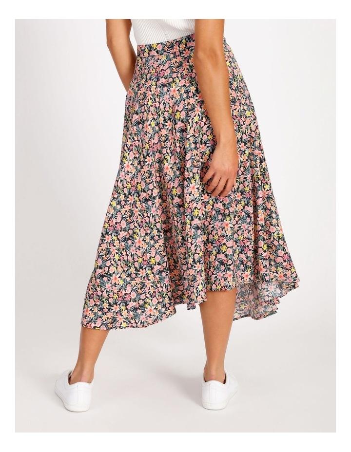 Asymmetrical Midi Skirt image 3