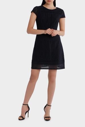 Tokito - Lace Work Dress