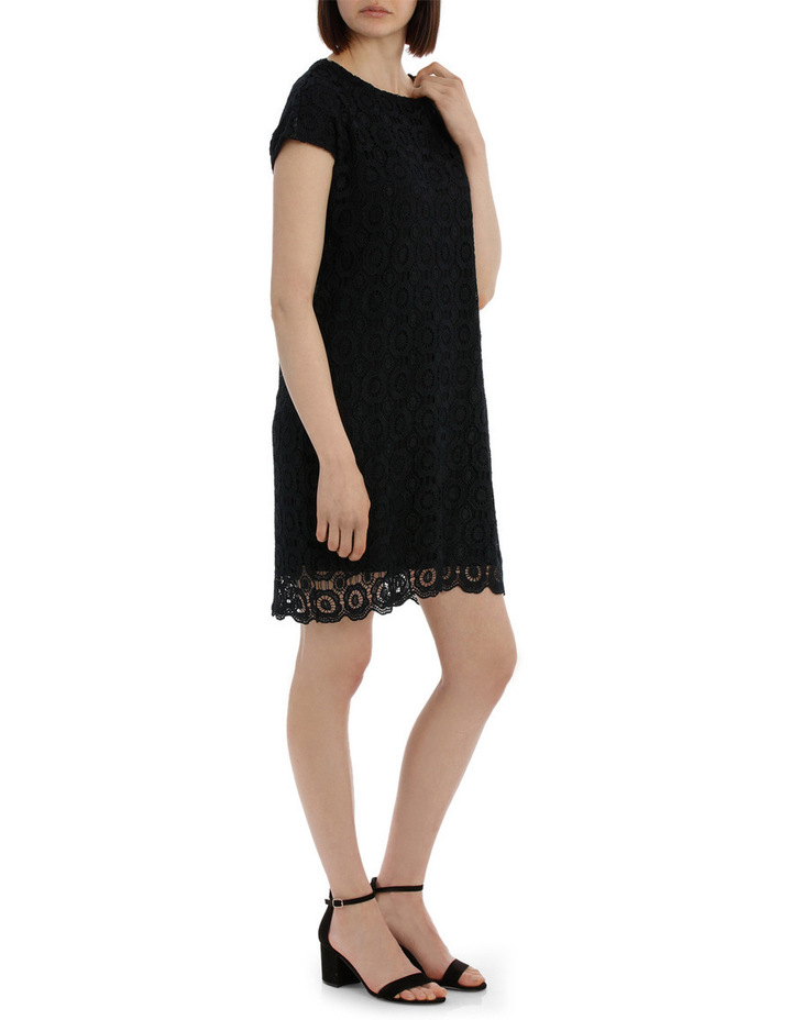 Lace Shift Dress image 2