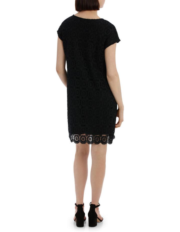 Lace Shift Dress image 3