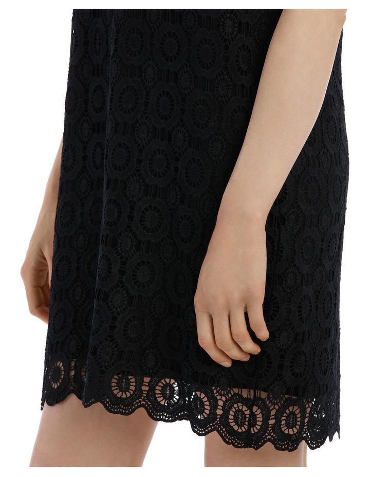 Lace Shift Dress image 4