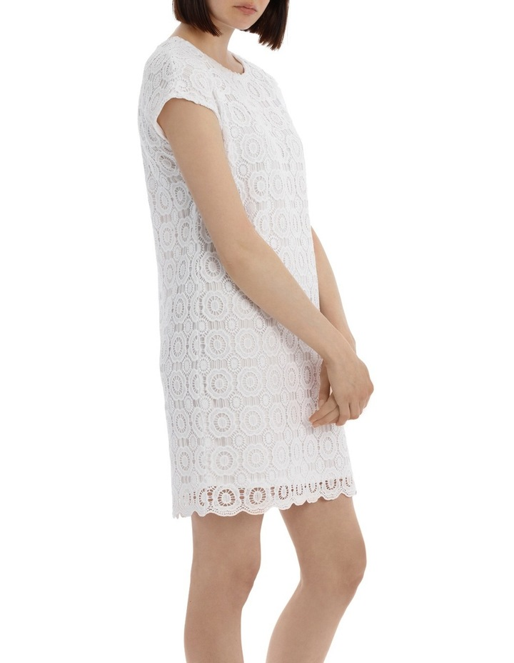 Lace Shift Dress image 2