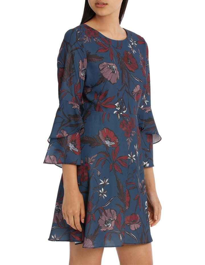 Tullip Sleeve Statement Dress image 2