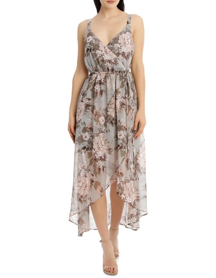 Cross Over Skirt Maxi Dress image 1
