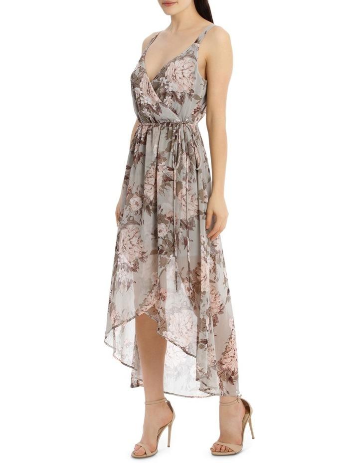 Cross Over Skirt Maxi Dress image 2