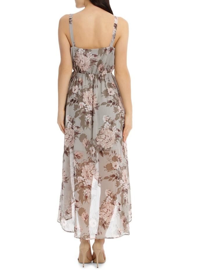 Cross Over Skirt Maxi Dress image 3
