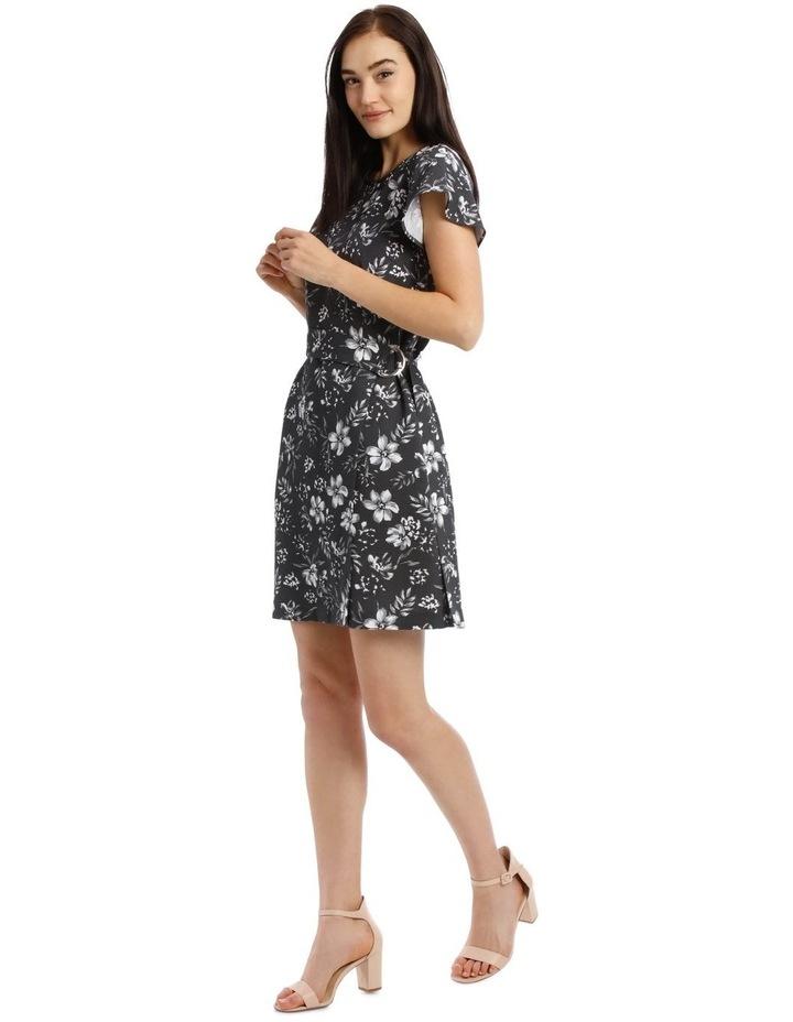 Wrap Skirt Pencil Dress image 2