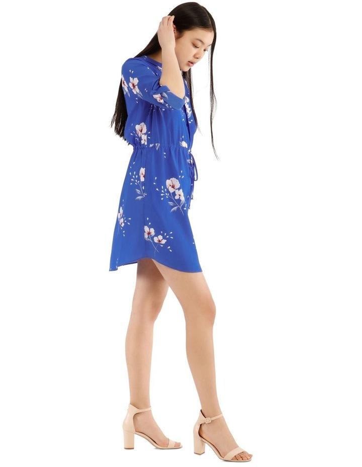 Roll Cuff Shirt Dress image 2