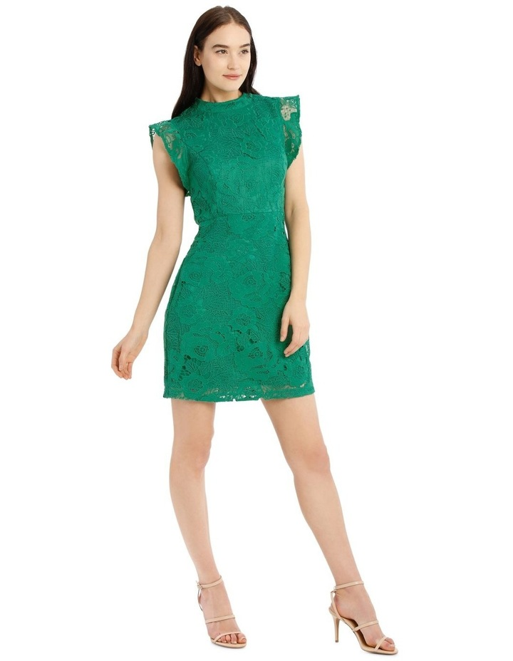 High Neck Lace Dress image 2