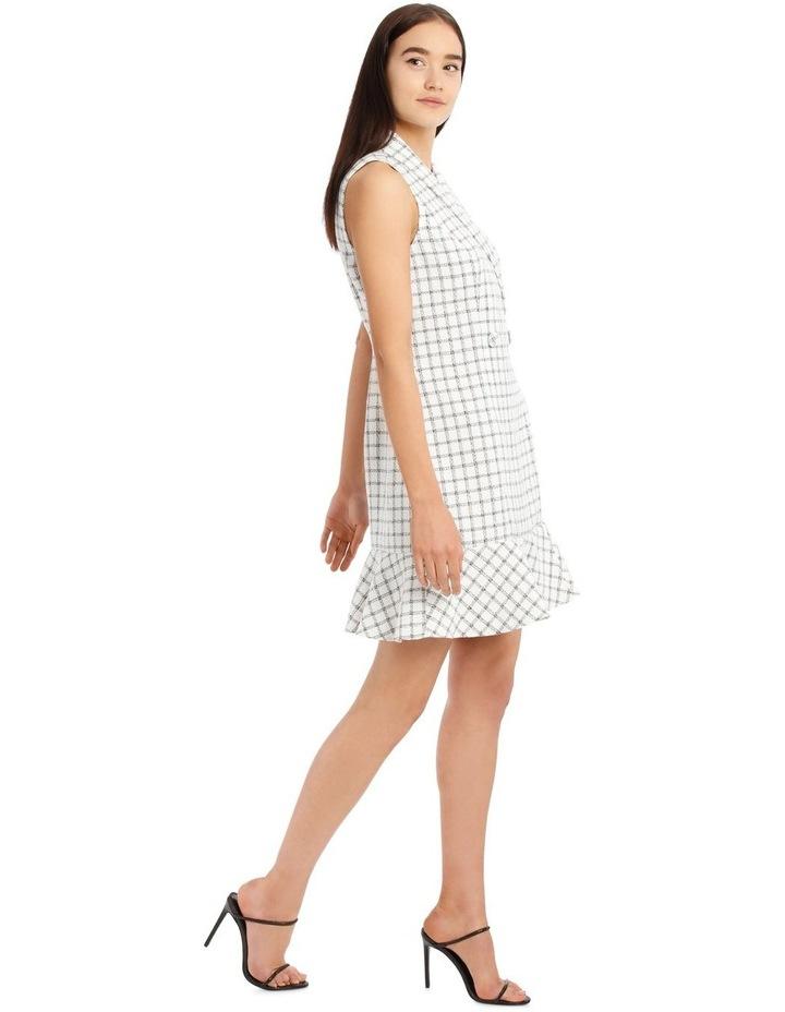 Boucle Blazer Dress image 2