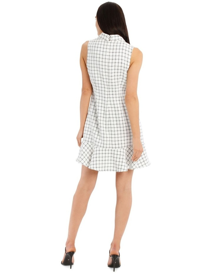 Boucle Blazer Dress image 3