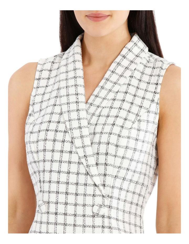 Boucle Blazer Dress image 4