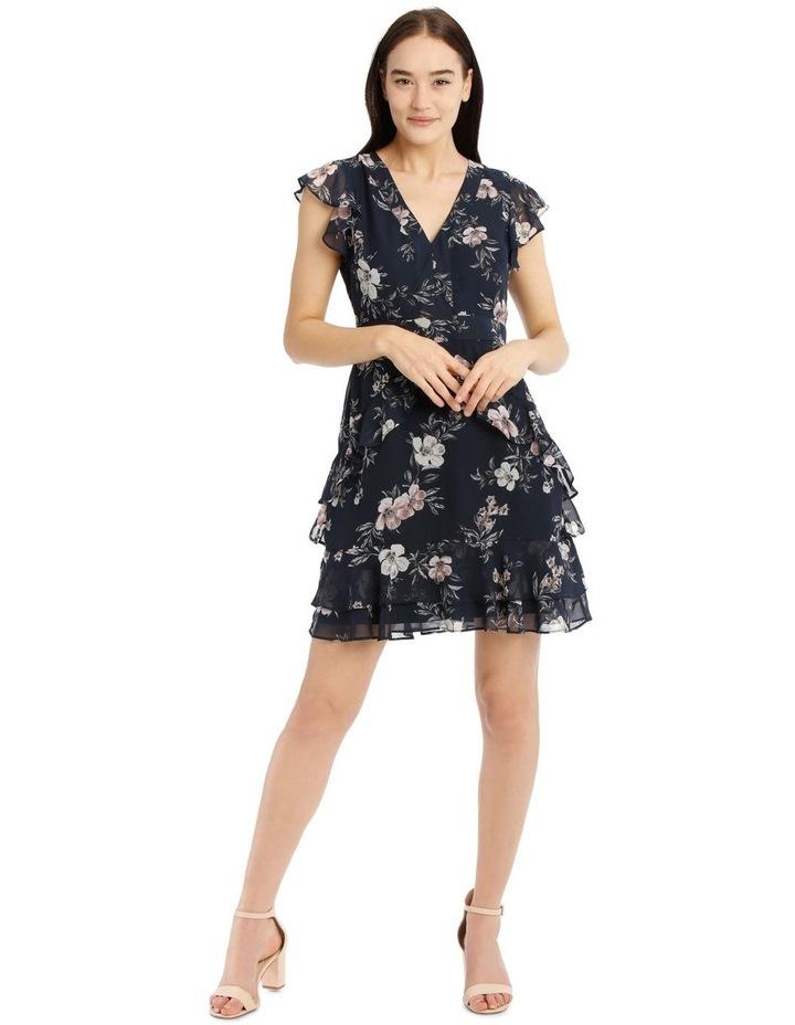 Frill Skirt Mini Dress image 1