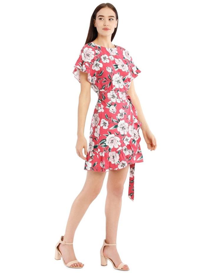Apron Front Frill Dress image 2
