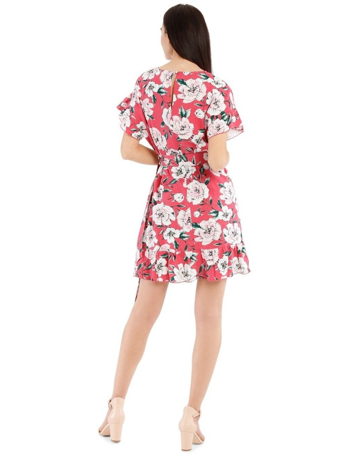 Apron Front Frill Dress image 3