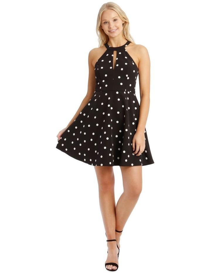 Circle Skirt Skater Dress image 1