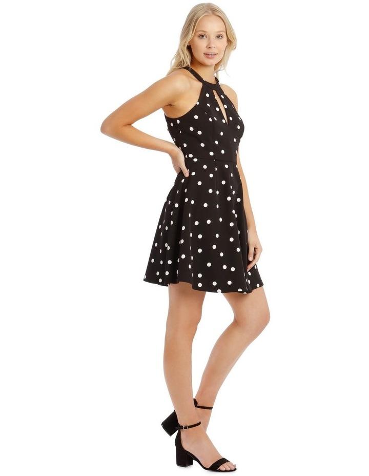 Circle Skirt Skater Dress image 2