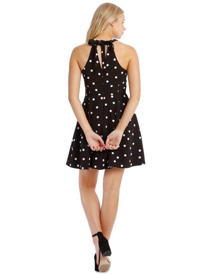 Circle Skirt Skater Dress image 3
