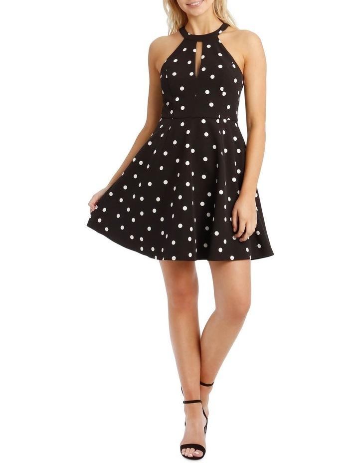 Circle Skirt Skater Dress image 5