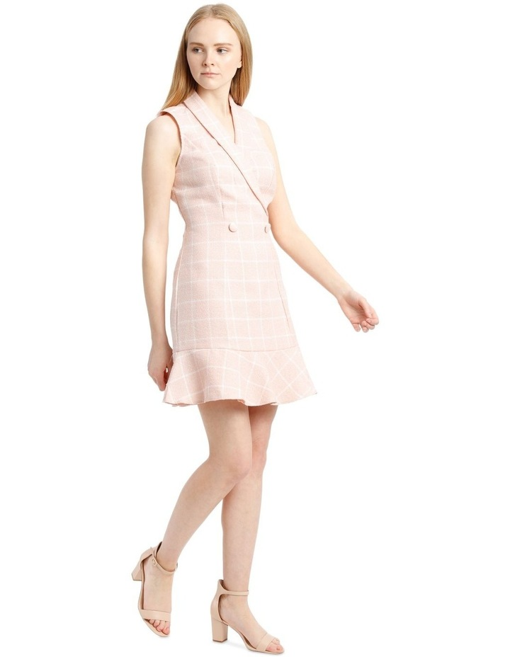 Boucle Blazer Dress image 2