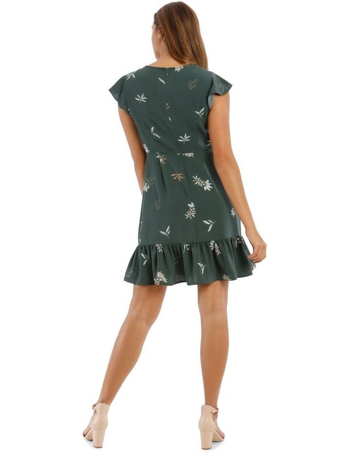 Cross Front Skater Dress image 3