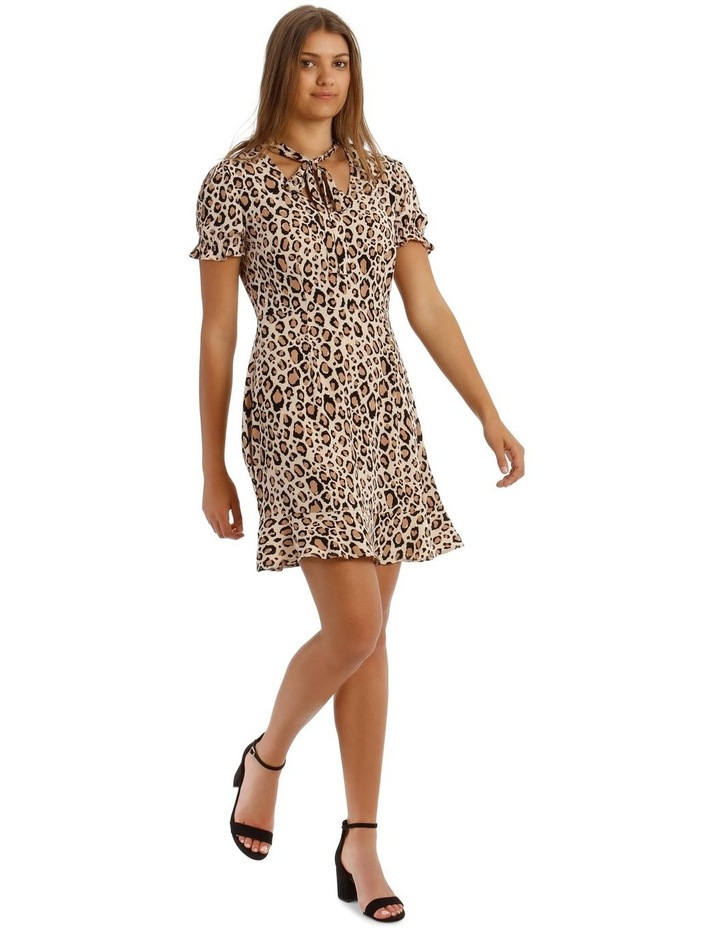 Pussy Bow Skater Dress image 2