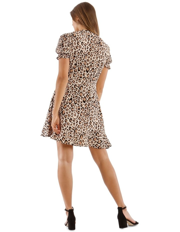 Pussy Bow Skater Dress image 3