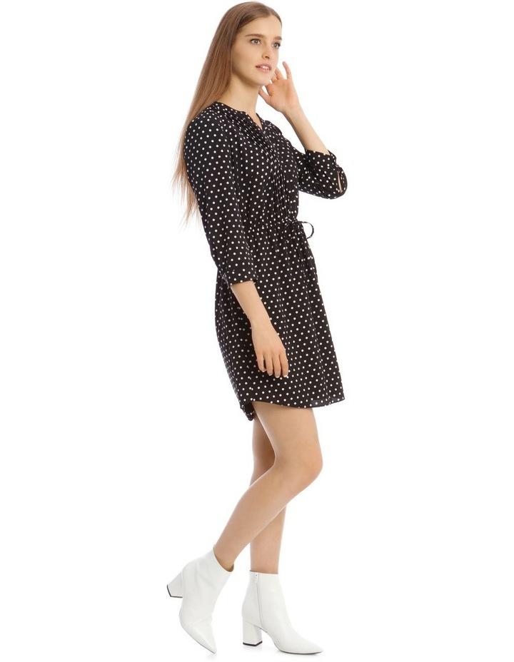 Pleat Front Shirt Dress image 2