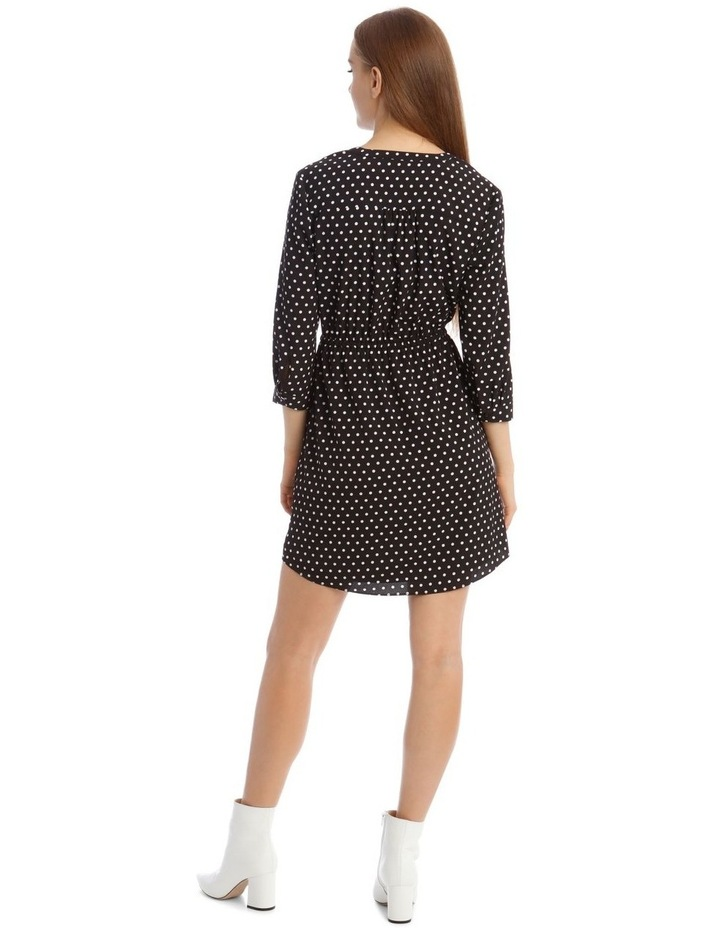 Pleat Front Shirt Dress image 3