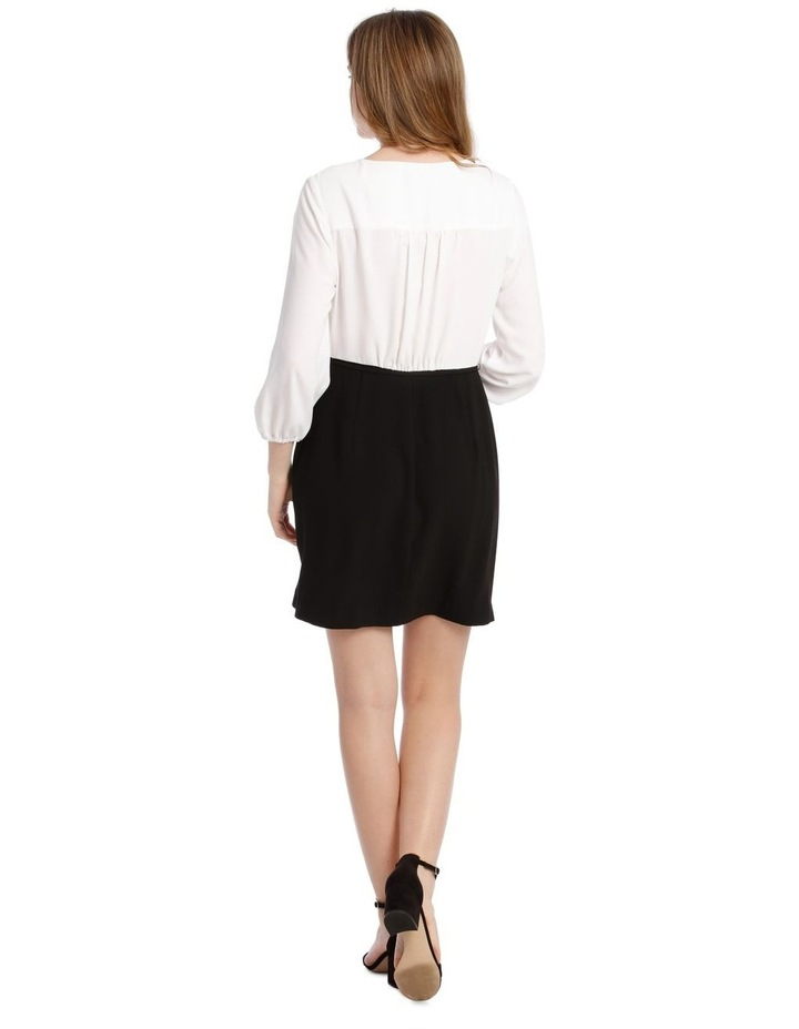 Two-Tone Dress image 3