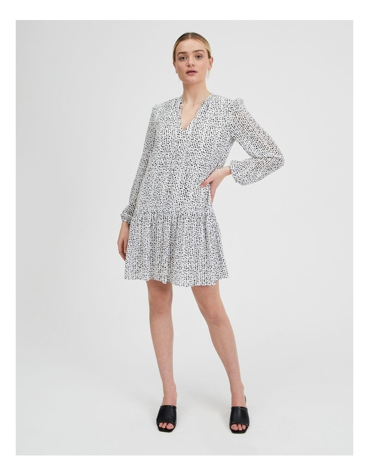 Tiered Smock Dress image 1