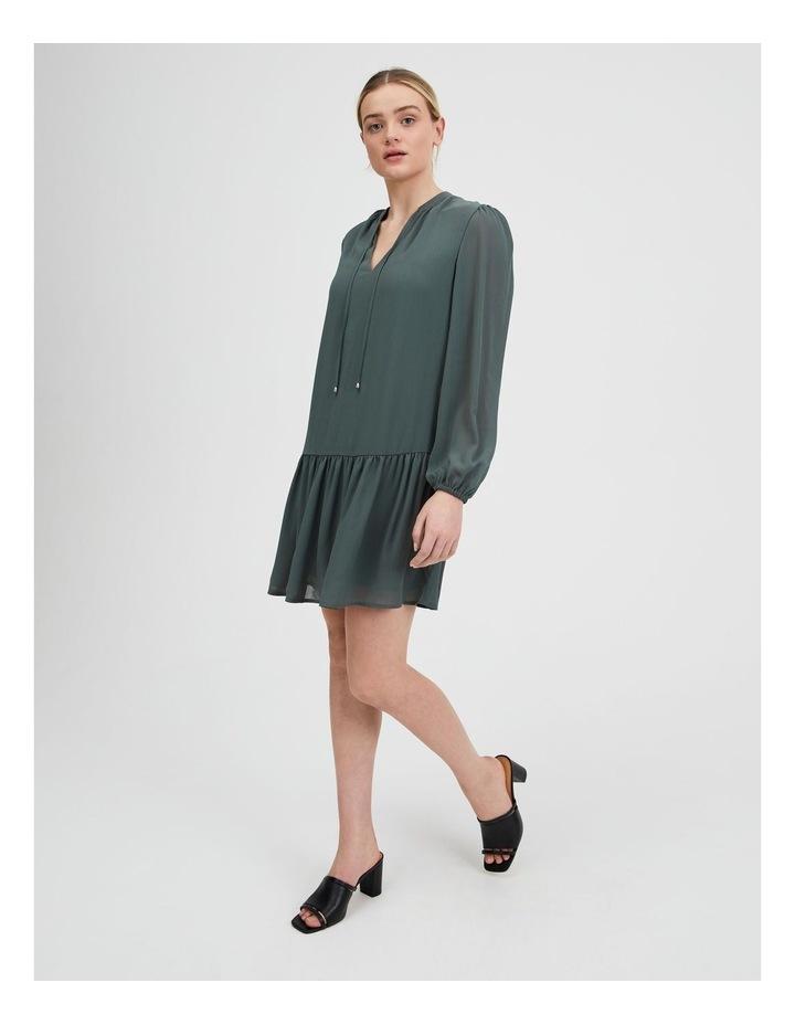 Tiered Smock Dress image 4
