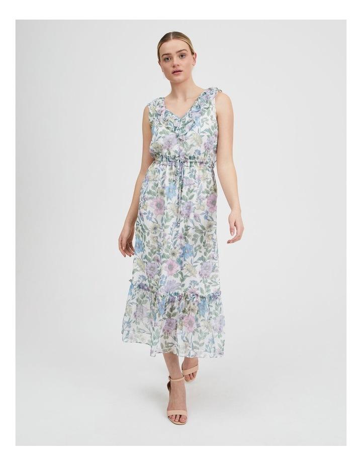 Ruffle Maxi Dress image 1