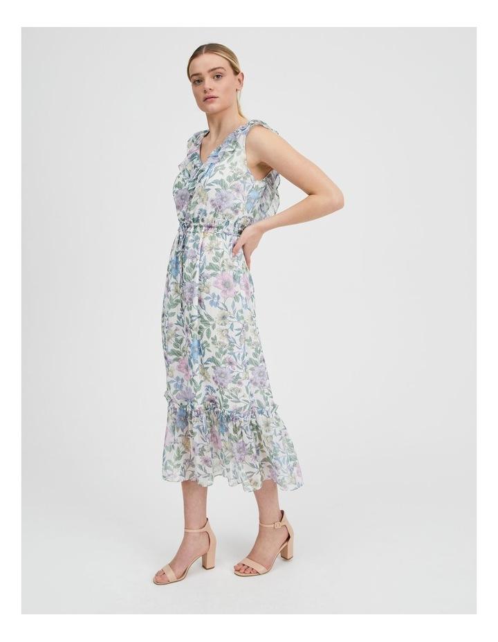 Ruffle Maxi Dress image 2
