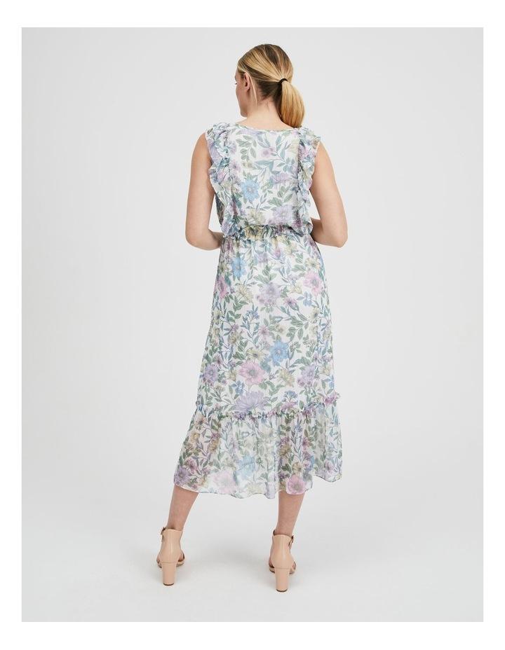 Ruffle Maxi Dress image 3