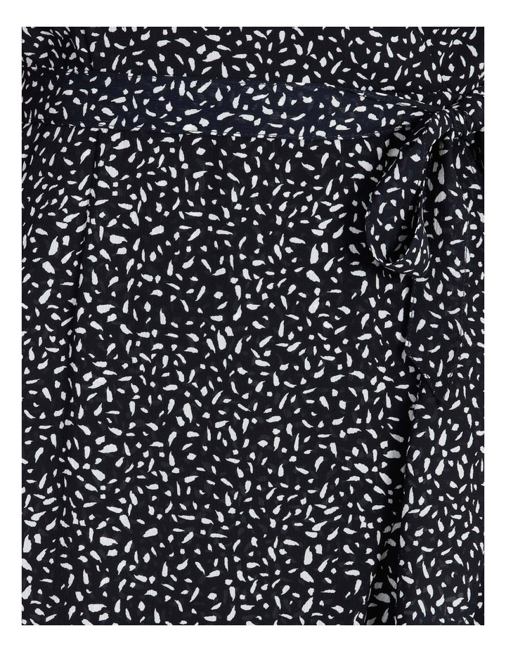 Ruffle Wrap Maxi Dress image 6