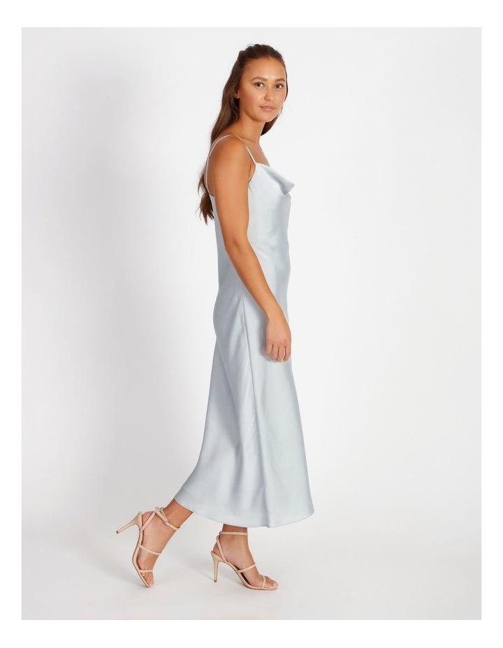 Satin Slip Dress image 2