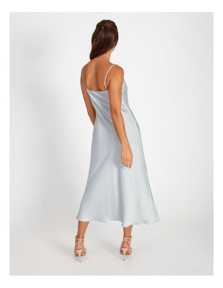 Satin Slip Dress image 3