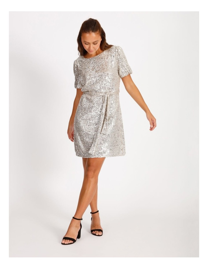 Sequin Mini Dress image 1