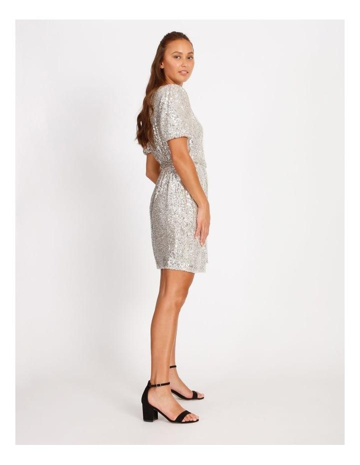 Sequin Mini Dress image 2