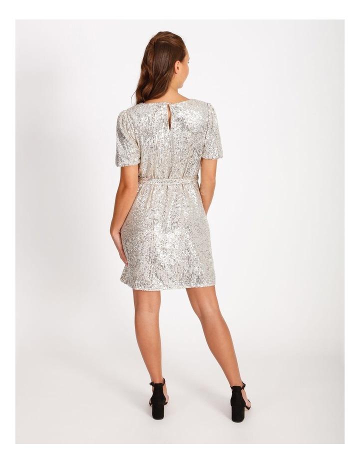 Sequin Mini Dress image 3
