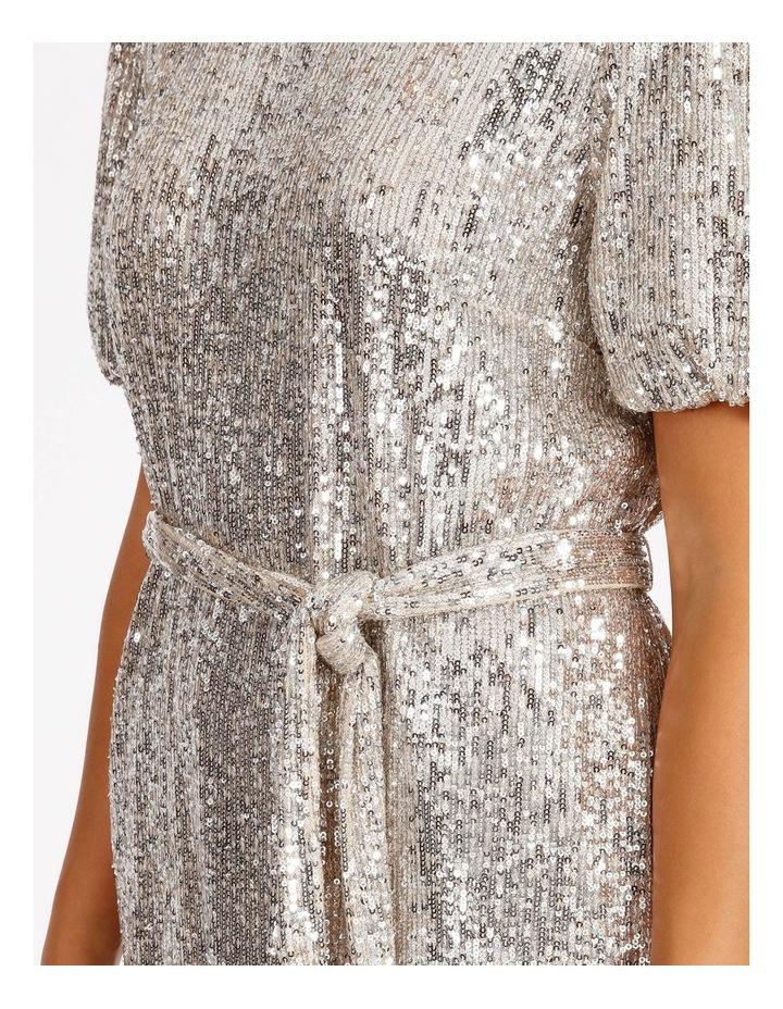 Sequin Mini Dress image 4