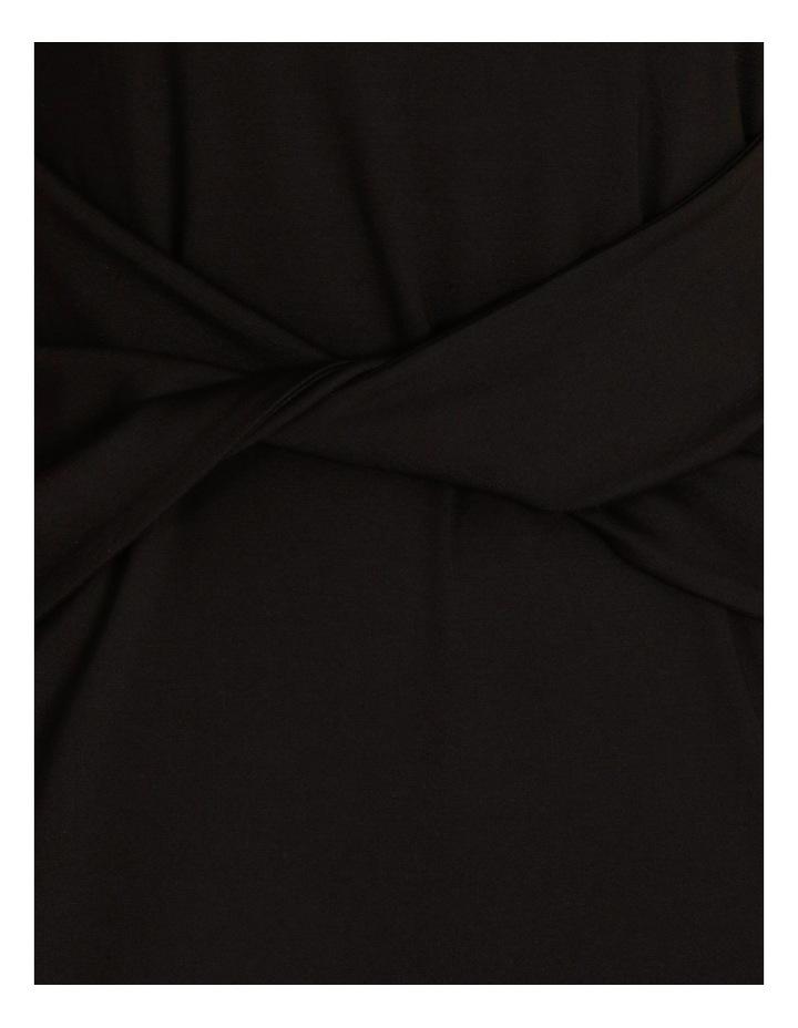 Twist Jersey Midi Dress image 5