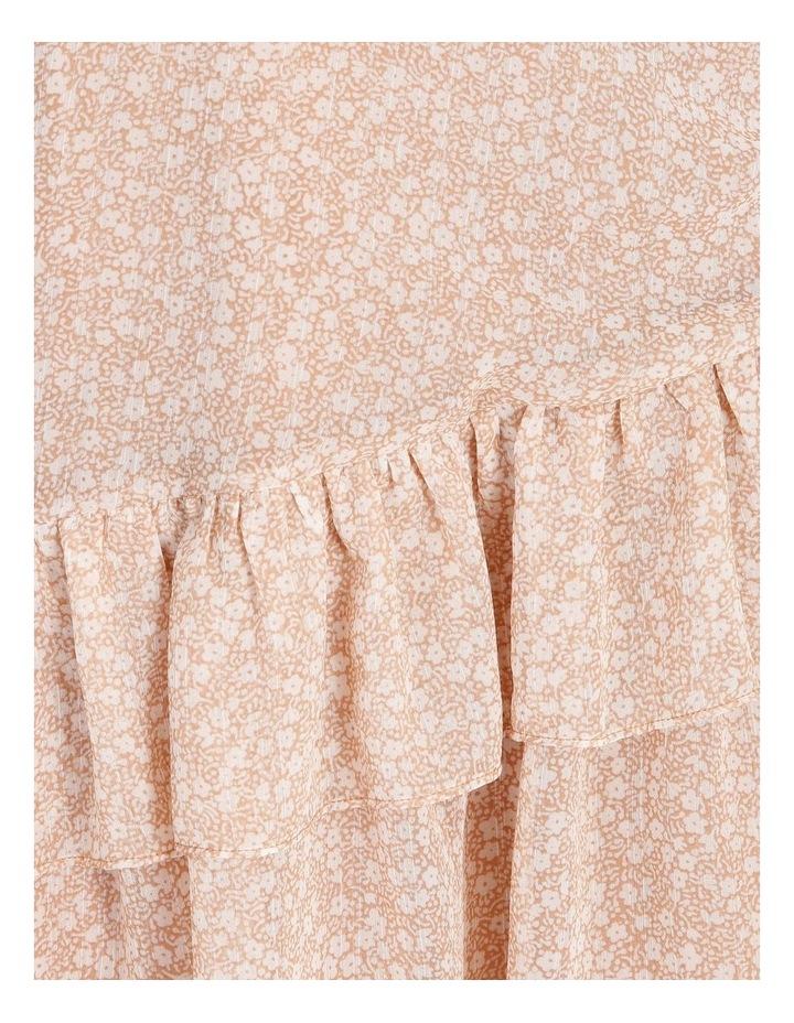 Ruffle Wrap Mini Dress image 5