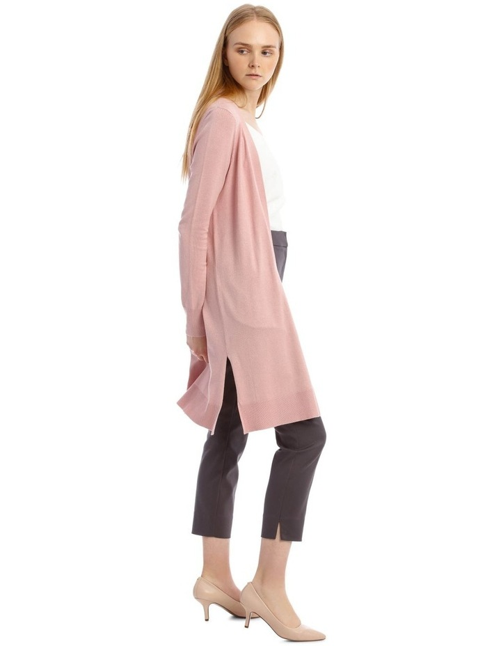 Long Line Cardigan image 2