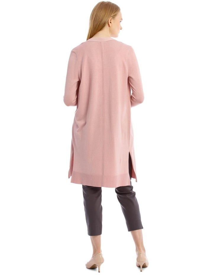 Long Line Cardigan image 3