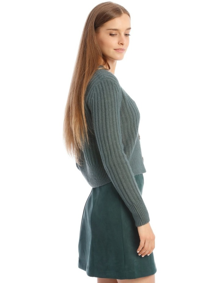 Long Sleeve Buttoned Cardigan image 2